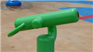 Green water disperser