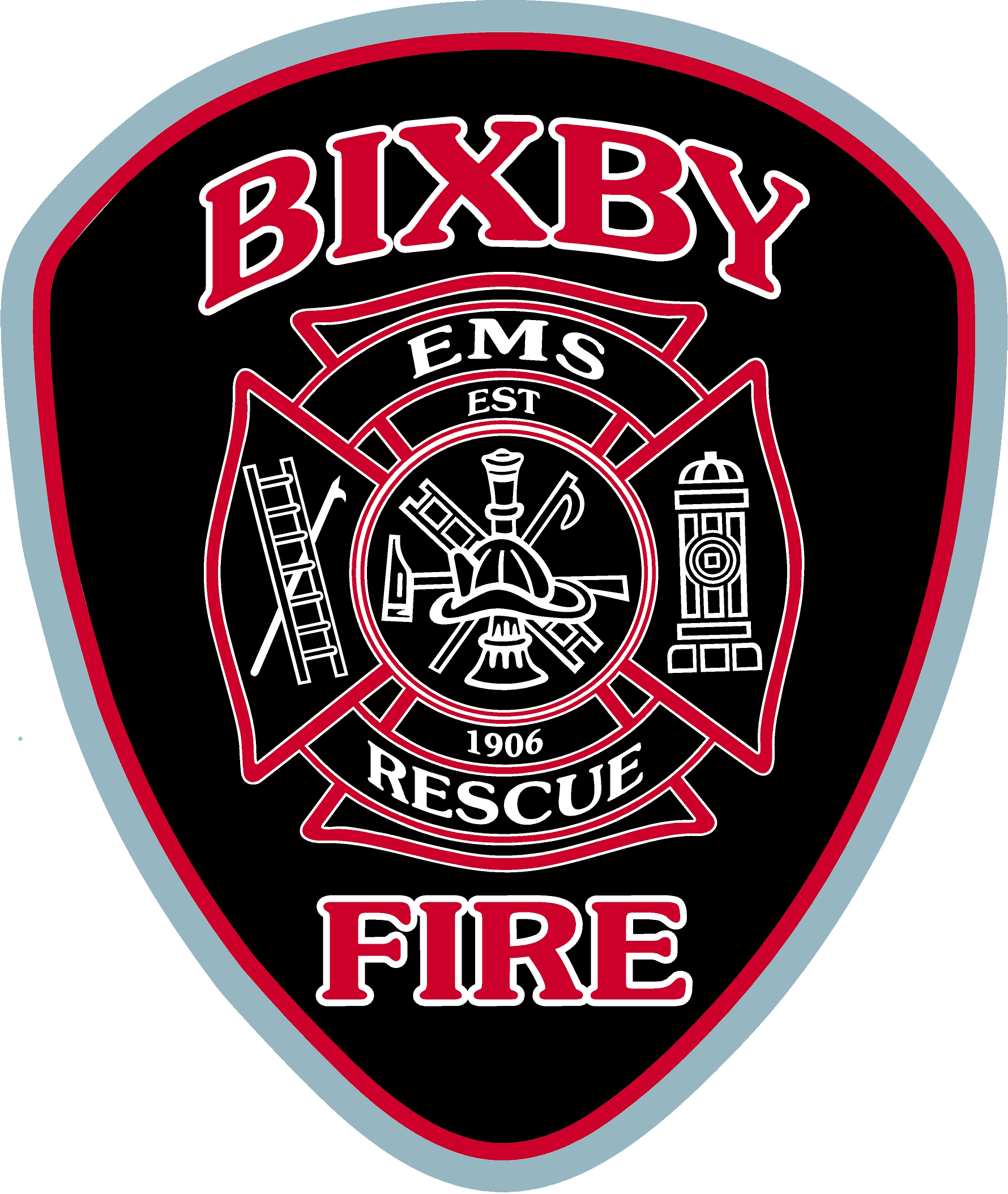 Bixby Fire Department Patch